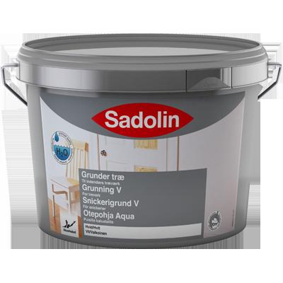 Fremragende Grunder træ - god til vanskelige underlag | Sadolin SB13