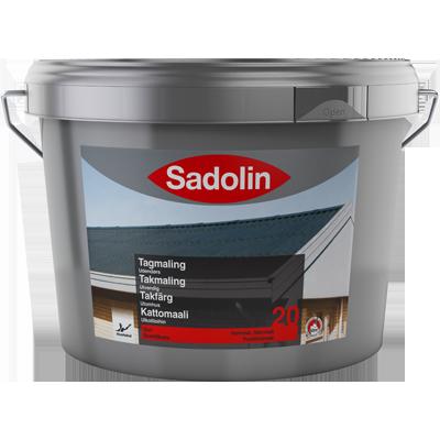 tagmaling Tagmaling fra Sadolin   god til maling af eternit | Sadolin tagmaling